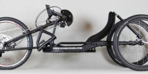 Schmicking MTB handbike